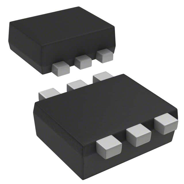 Semiconductors Discrete Components Transistors MOSFETs SSM6N35FE by Toshiba