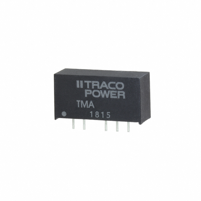 Semiconductors Power Management DC - DC Converters TMA 2412D by Traco Power