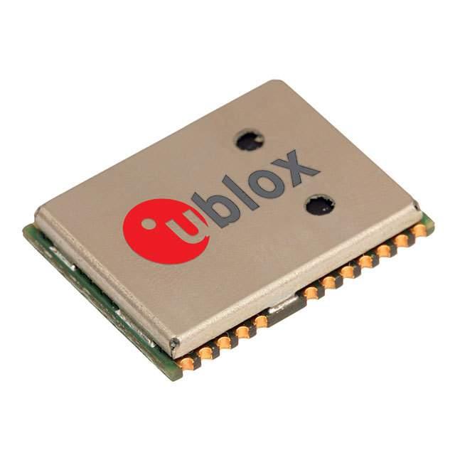 Semiconductors RF Modules Receivers NEO-M8P-2 by U-Blox America Inc.