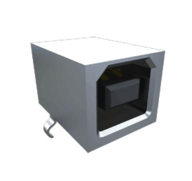 Image of USB-B-S-S-B-VT-R by Samtec