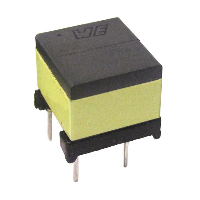 750510231 footprint & symbol by Wurth Electronics Midcom