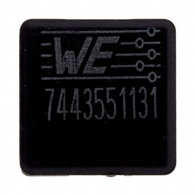 Image of 7443551131 by Wurth Electronics Inc.