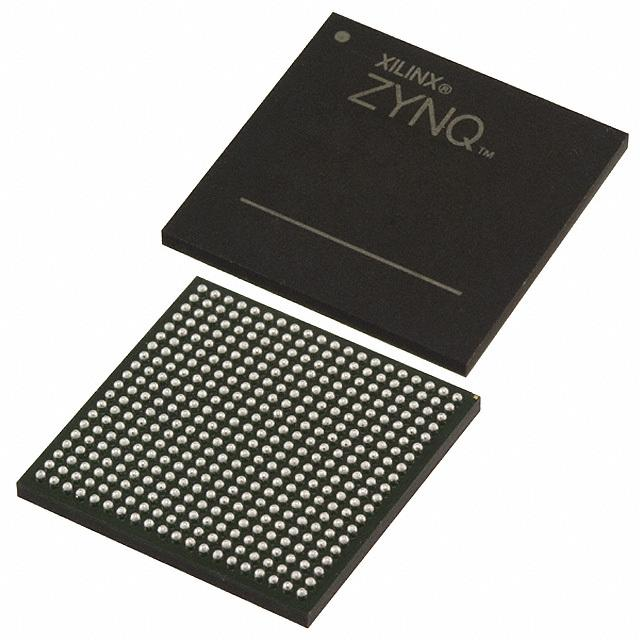 Semiconductors Programmable Logic FPGAs XC7Z020-1CLG400C by Xilinx Inc.