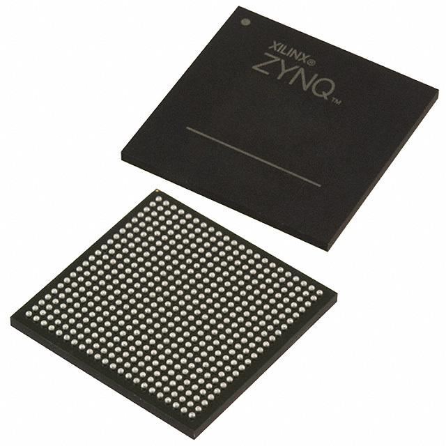 Semiconductors Programmable Logic FPGAs XC7Z020-1CLG484C by Xilinx Inc.