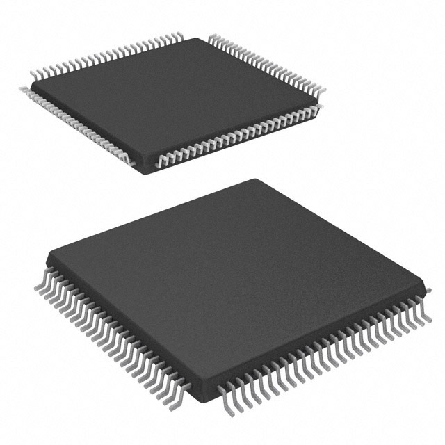 XC3S50A-4VQ100C by Xilinx Inc.