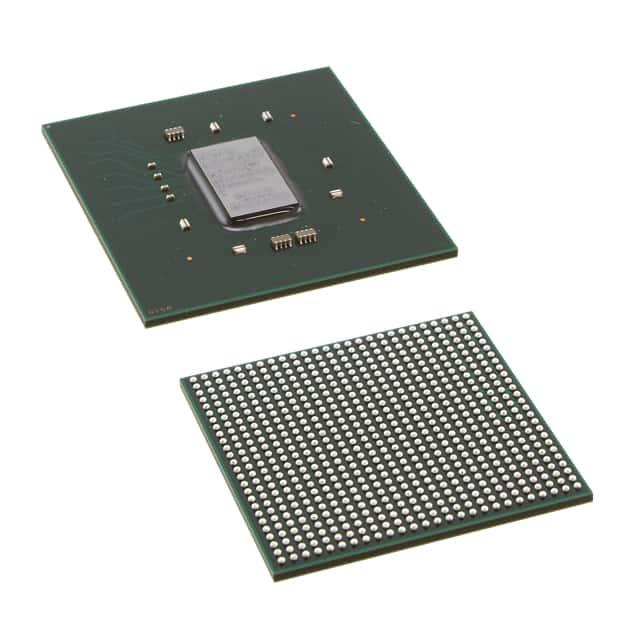 XC5VLX50-2FF676I by Xilinx Inc.