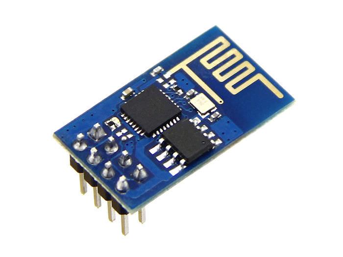 ESP8266-01/ESP-01 by AI-Thinker