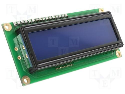 Image of LCD2X16 by mikroElektronika