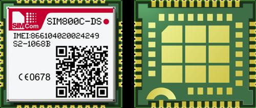 SIM800C_DS by SIMCom