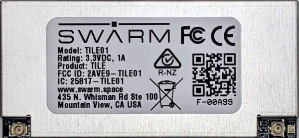 Swarm Tile by Swarm